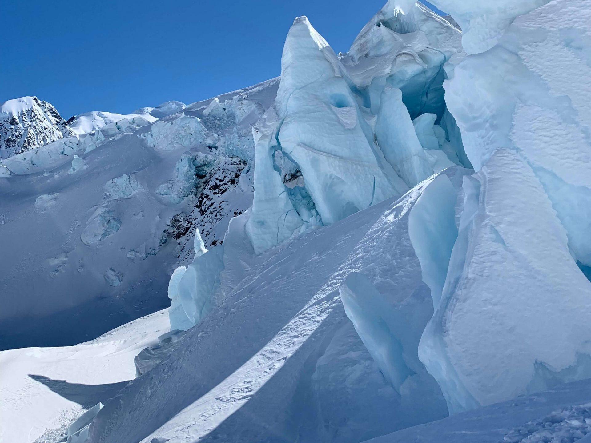 Glacier Ski Tours