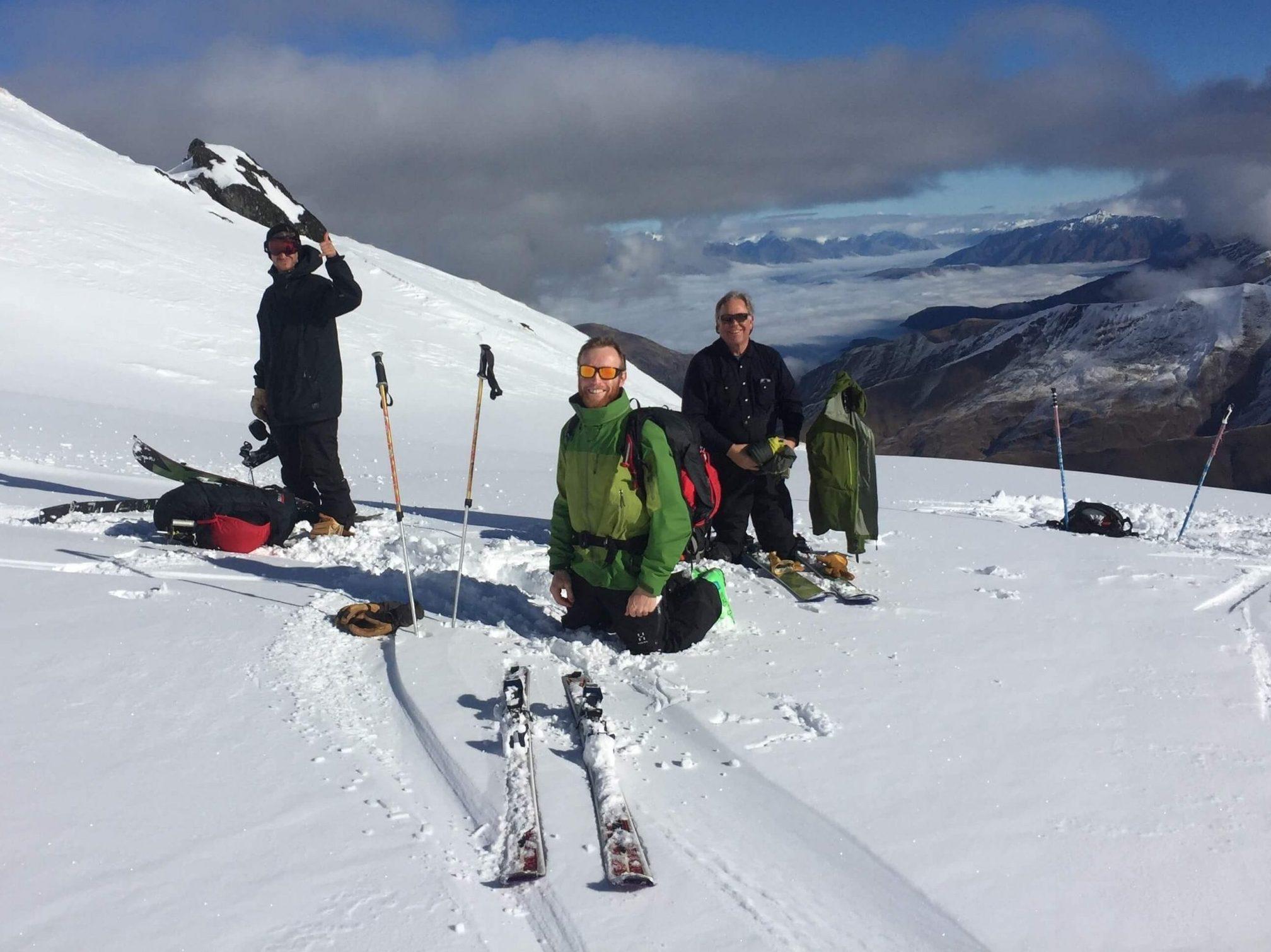 Intro To Ski Touring